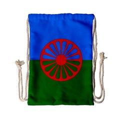 Gypsy Flag Drawstring Bag (small)
