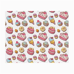 Sweet Pattern Small Glasses Cloth