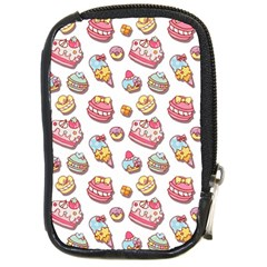 Sweet Pattern Compact Camera Cases