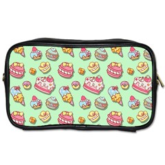 Sweet Pattern Toiletries Bags