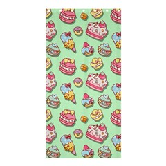 Sweet Pattern Shower Curtain 36  X 72  (stall)