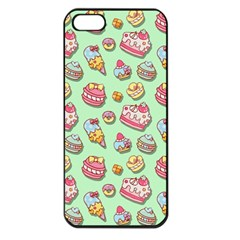 Sweet Pattern Apple Iphone 5 Seamless Case (black)