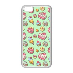 Sweet Pattern Apple Iphone 5c Seamless Case (white)