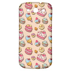 Sweet Pattern Samsung Galaxy S3 S Iii Classic Hardshell Back Case