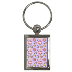 Sweet Pattern Key Chains (rectangle)