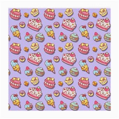 Sweet Pattern Medium Glasses Cloth (2 Side)