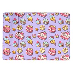 Sweet Pattern Samsung Galaxy Tab 10 1  P7500 Flip Case