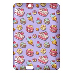 Sweet Pattern Kindle Fire Hdx Hardshell Case