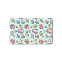 Sweet Pattern Magnet (name Card)