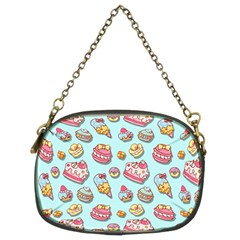 Sweet Pattern Chain Purses (two Sides)