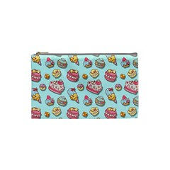 Sweet Pattern Cosmetic Bag (small)