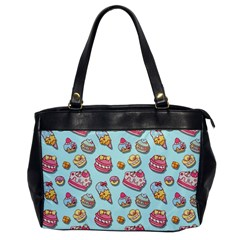 Sweet Pattern Office Handbags