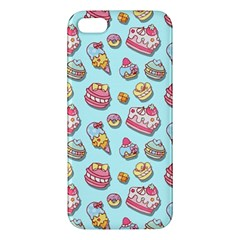 Sweet Pattern Apple Iphone 5 Premium Hardshell Case