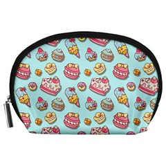Sweet Pattern Accessory Pouches (large)