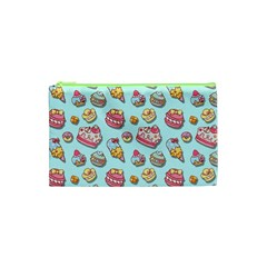 Sweet Pattern Cosmetic Bag (xs)