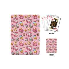 Sweet Pattern Playing Cards (mini)
