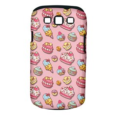 Sweet Pattern Samsung Galaxy S Iii Classic Hardshell Case (pc+silicone)