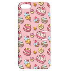 Sweet Pattern Apple Iphone 5 Hardshell Case With Stand