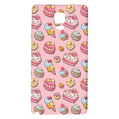 Sweet Pattern Galaxy Note 4 Back Case