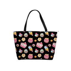 Sweet Pattern Shoulder Handbags