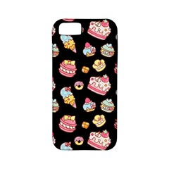 Sweet Pattern Apple Iphone 5 Classic Hardshell Case (pc+silicone)