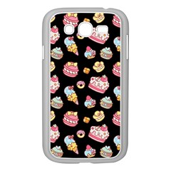 Sweet Pattern Samsung Galaxy Grand Duos I9082 Case (white)