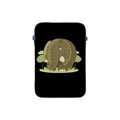 Cute Elephant Apple Ipad Mini Protective Soft Cases