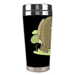 Cute Elephant Stainless Steel Travel Tumblers