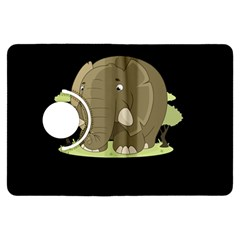 Cute Elephant Kindle Fire Hdx Flip 360 Case