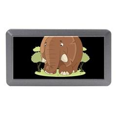 Cute Elephant Memory Card Reader (mini)
