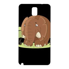 Cute Elephant Samsung Galaxy Note 3 N9005 Hardshell Back Case