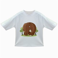 Cute Elephant Infant/toddler T Shirts