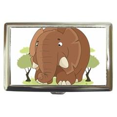 Cute Elephant Cigarette Money Cases