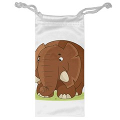 Cute Elephant Jewelry Bag