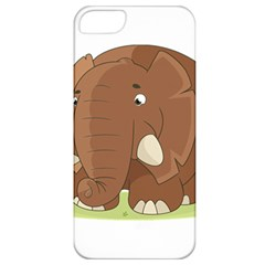 Cute Elephant Apple Iphone 5 Classic Hardshell Case