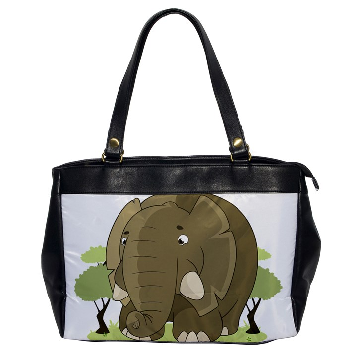 Cute Elephant Office Handbags