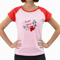 Carpe Diem  Women s Cap Sleeve T Shirt