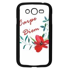 Carpe Diem  Samsung Galaxy Grand Duos I9082 Case (black)