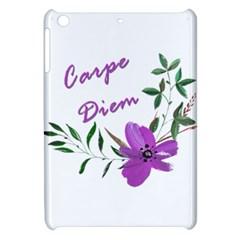 Carpe Diem  Apple Ipad Mini Hardshell Case