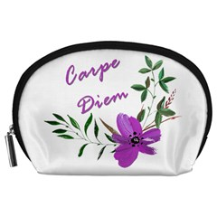 Carpe Diem  Accessory Pouches (large)