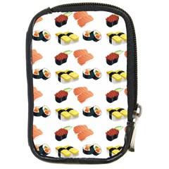 Sushi Pattern Compact Camera Cases