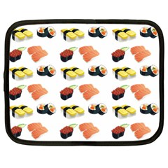Sushi Pattern Netbook Case (xl)