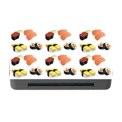 Sushi Pattern Memory Card Reader With Cf
