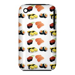 Sushi Pattern Iphone 3s/3gs