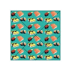 Sushi Pattern Acrylic Tangram Puzzle (4  X 4 )