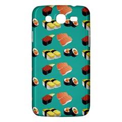 Sushi Pattern Samsung Galaxy Mega 5 8 I9152 Hardshell Case