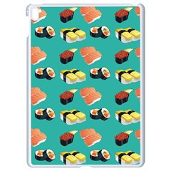 Sushi Pattern Apple Ipad Pro 9 7   White Seamless Case