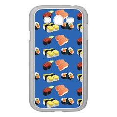 Sushi Pattern Samsung Galaxy Grand Duos I9082 Case (white)