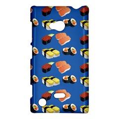 Sushi Pattern Nokia Lumia 720