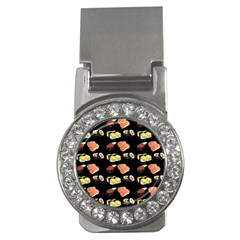 Sushi Pattern Money Clips (cz)